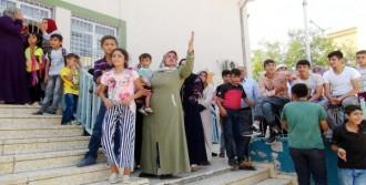 Şanlıurfa'da Okulda Suriyeli Gerginliği