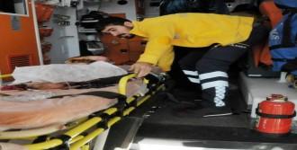 Şanlıurfa'da Çöplükte Çıkan Yangında Yaralandı