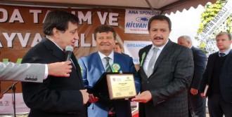 Şanlıurfa'da Tarım Fuarı Açıldı