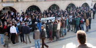 Şanlıurfa'da 'Uludere' Protestosu