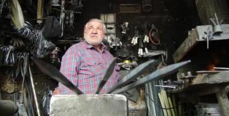 Şanlıurfa'da Yapılan Kebap Şişleri İhraç Ediliyor