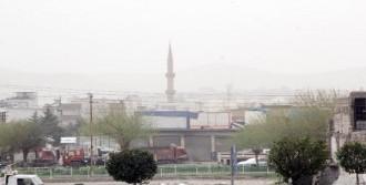 Şanlıurfa'yı Toz Bulutu Kapladı