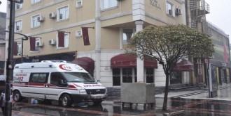 Sara Hastası Otelde Öldü