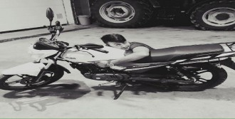 Motosikleti Sonu Oldu