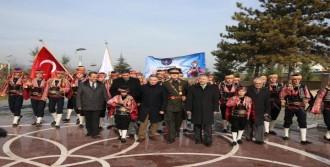 Atatürk'ün Ankara'ya Gelişi Canlandırıldı