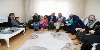 Şehit Ailesine Ev Alınacak