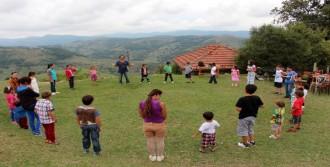 Şehit Madenci Çocukları Sanatla Buluştu