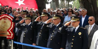 Şehit Polisler İçin Tören ve Mevlit