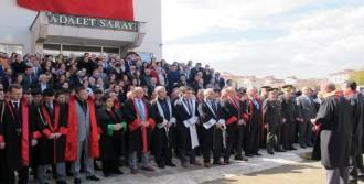 Şehit Savcı Kiraz İçin Ordu Adliyesi'nde Tören