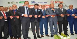 'Sektörün En Ağır' Mermer Fuarı Açıldı