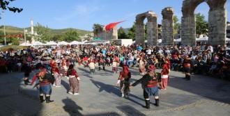 Selçuk'ta Kantaron Festivali Sona Erdi
