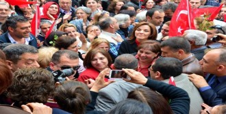 Selvi Kılıçdaroğlu, Seçim Bürosu Açtı