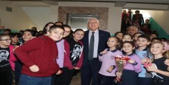 Selvitopu'dan 'Öğretmenler Günü' Ziyareti