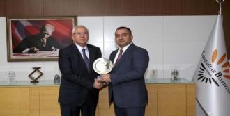 Selvitopu'na Dostluk Ödülü