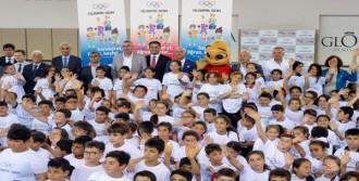 Serik'te 'Olimpik Gün' Kutlandı
