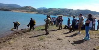 Almus Barajı'nda Kayboldu