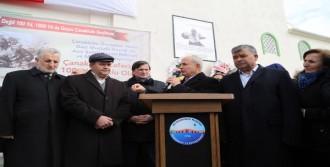 Seyit Onbaşı Camii'nde İlk Namazı Torunları Kıldı
