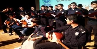 Siirt'te Polis Korosu, 10 Nisan İçin 4 Dilde Hazırlık Yapıyor