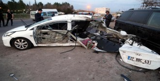 Silopi'de Kaza: 2 Ölü, 4 Yaralı
