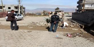 Silopi'de Kazılan Hendekler Kapatılıyor