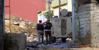 Silvan'da Polis, Hendekleri Doldurdu
