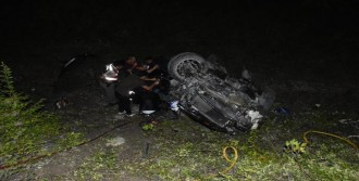 Sinop'ta Kaza: 1 Ölü, 2 Yaralı