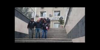 Otomobilleri Soyan 4 Gürcü Tutuklandı
