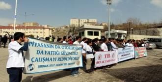 'Fesh Edilmesi Protesto Edildi'