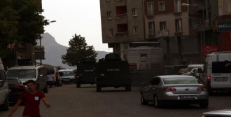 Şırnak'ta Hendekler Kapatılıyor