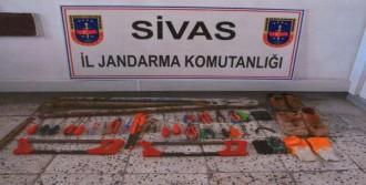 Sivas'ta Hırsızlık Operasyonu