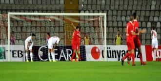 Sivasspor - Gaziantepspor: 1-2