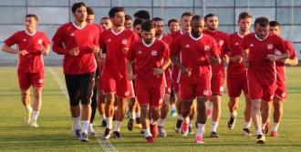 Sivasspor Top Başı Yaptı