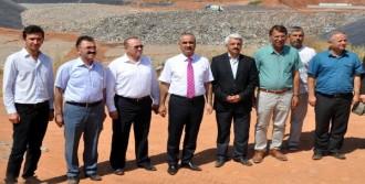 Sivas'ta Çöpten Elektrik Üretimi Başlıyor