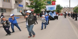 Sivas'ta İstanbul'un Fethi Yürüyüşü