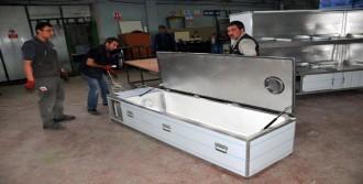 Sivas'tan 10 Ülkeye Klimalı Tabut