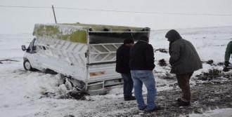 Siverek'te 82 Mahallenin Yolu Ulaşıma Kapandı