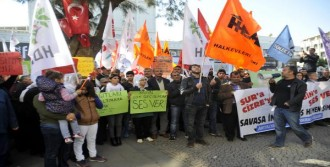 Antalya'da Polis Müdahalesi