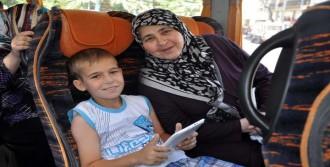 Soma Şehitlerinin Aileleri Tatile Gönderildi