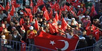 Soma'da Terör Protestosu