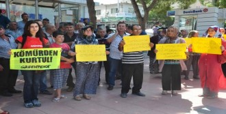 Somalılar Termik Santrale 'Hayır' Dedi