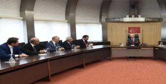 STK'lar Kılıçdaroğlu'nu Ziyaret Etti