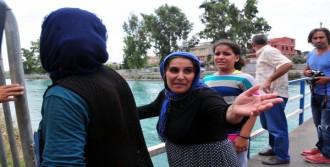 Sulama Kanalına Giren Çocuk Kayboldu