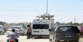 Sulama Kanalında Boğulan Suriyeli Gencin Cenazesi Telabyad'a Götürüldü