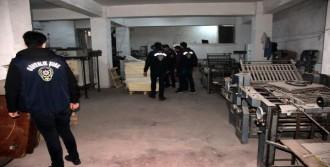 İstanbul'da Korsan Kitap Operasyonu