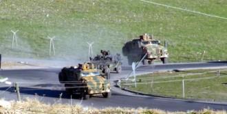 Suriye Sınırındaki Mayınlar Kontrollü Patlatıldı