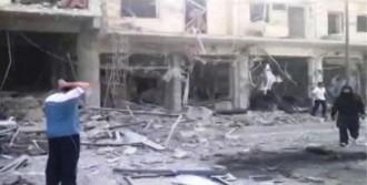 Suriye'de Katliam