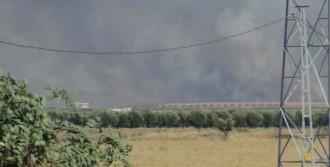 Suriye'den Yine Dumanlar Yükseliyor