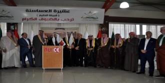 Suriyeli Aşiretler Reyhanlı'da Toplandı