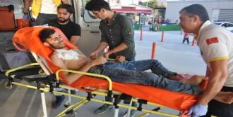 Suriyeli Gençlerin Bıçaklı Kavgası