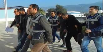 Suriyelileri Taşıyan 4 Şoför Tutuklandı